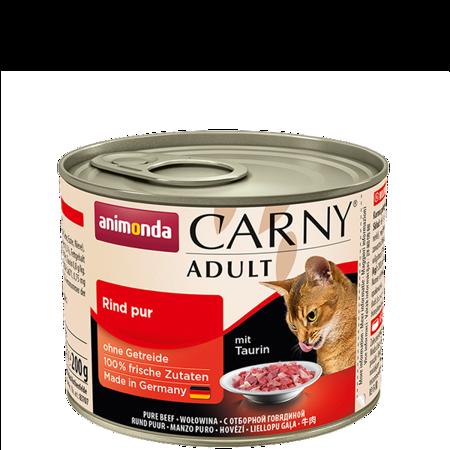 ANIMONDA Carny Adult puszka wołowina 200 g