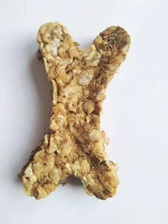 BOW WOW Naturalna kość z L-karnityną 1 sztuka