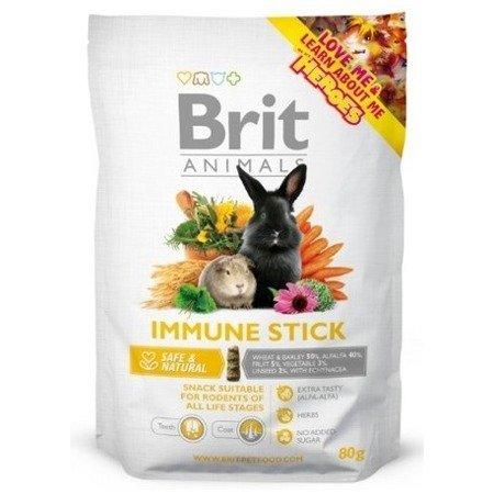 Brit Animals IMMUNE STICK dla gryzoni 80 g