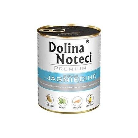 DOLINA NOTECI PREMIUM BOGATA W JAGNIĘCINĘ 800 g