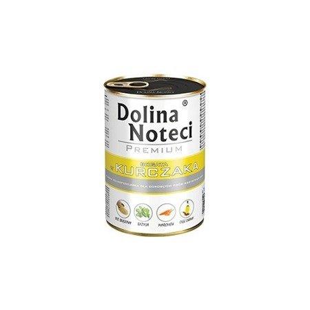 DOLINA NOTECI PREMIUM BOGATA W KURCZAKA 400 g