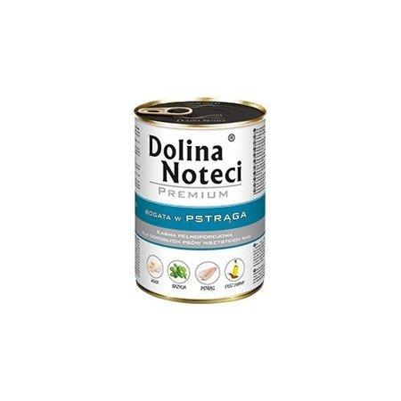 DOLINA NOTECI PREMIUM BOGATA W PSTRĄGA 400 g