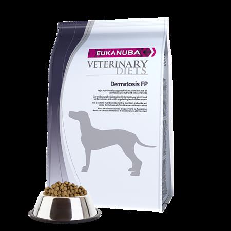EUKANUBA Veterinary Diets Dermatosis FP dla psów 1 kg
