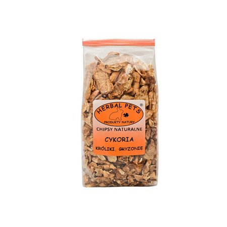 HERBAL Pets Chipsy Naturalne Cykoria 125 g