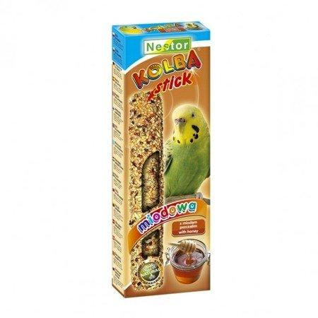Nestor Kolba dla małych papug z miodem 2 szt. MIODOWA