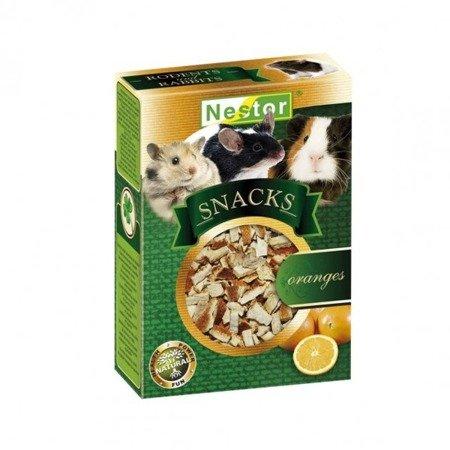 Nestor Snack Pomarańcza 30 g