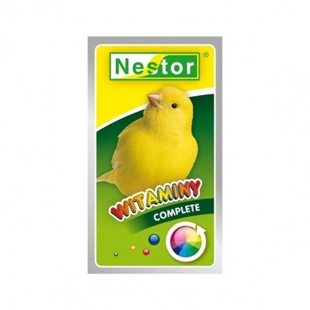 Nestor witaminy Complete dla kanarków 20 g