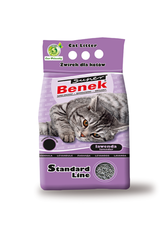 Super Benek STANDARD LAWENDA 10 l