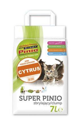 Super Pinio KRUSZON CYTRUS Zbylający 7 l