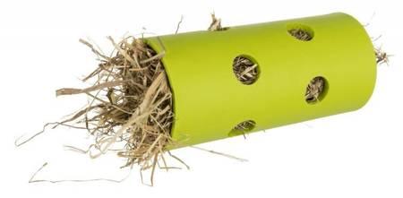 TRIXIE Rolka na przysmaki Food Roll, plastik/guma  5,5 cm x 12 cm, zielona