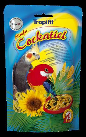 TROPIFIT COCKATIEL - pełnowartościowy pokarm dla nimfy 700 g