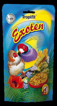 TROPIFIT EXOTEN - pełnowartościowy pokarm dla Ptaków egzotycznych 700 g