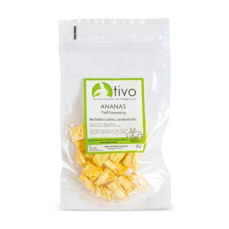 Tivo Ananas  liofilizowany 20 g