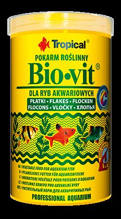 Tropical BIO VIT 250 ml / 50 g