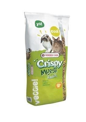 Versele Laga Crispy Muesli - Rabbits 20 kg - mieszanka dla królików miniaturowych