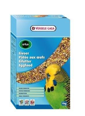 Versele Laga Orlux Eggfood Small Parakeets 1kg - pokarm jajeczny suchy dla papużek falistych