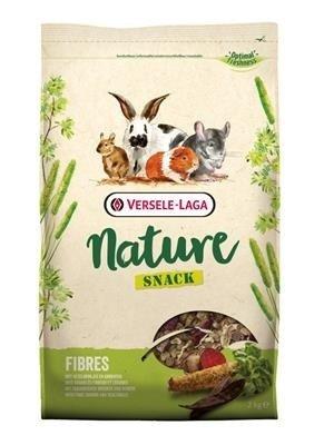 Versele Laga Snack NatureFibres 2 kg - zioła, warzywa, ekstra zawartość włókna dla gryzoni i królików