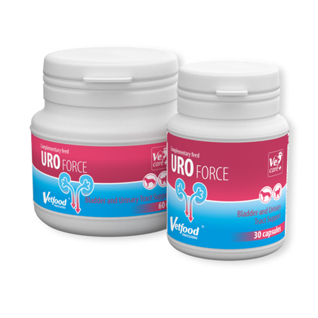 Vetfood UROforce 60 tabletek