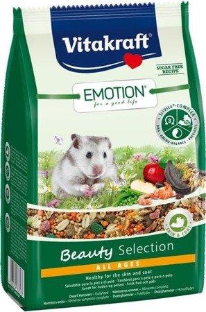 Vitakraft Emotion Beauty Selection dla chomika karłowatego 300 g